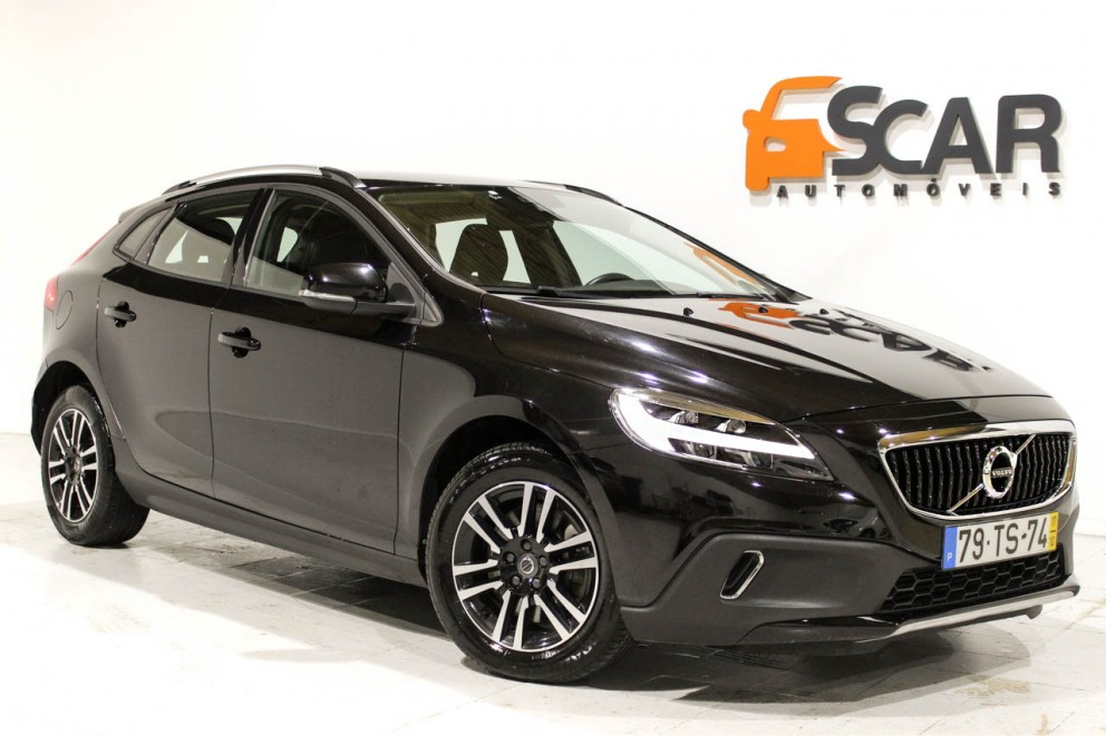Volvo V40 2.0 D2 Momentum Geartronic