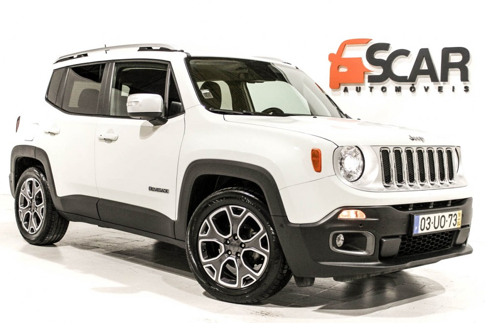 Jeep Renegade 1.6 Mjet Limited 120 cv